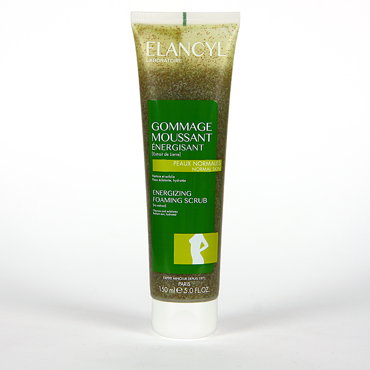 Elancyl Klorane Gel exfoliante tonificante 150ml