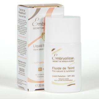 Embryolisse Maquillaje Beige Ivoire 01 30 ml