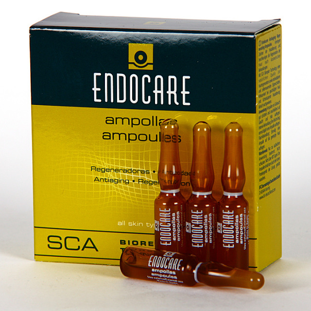 Endocare Ampollas 7x1 ml