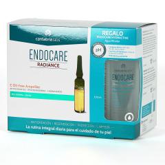 Endocare Radiance C Oil Free 30 Ampollas + Agua Micelar 100 ml Regalo