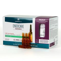 Endocare Radiance C Oil Free 30 Ampollas PACK Neoretin Serum 15 ml Regalo