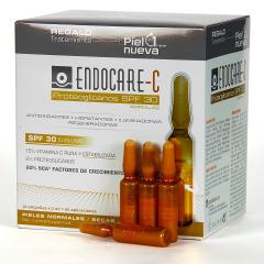 Endocare C Proteoglicanos SPF 30 30 Ampollas + Pack Piel Nueva