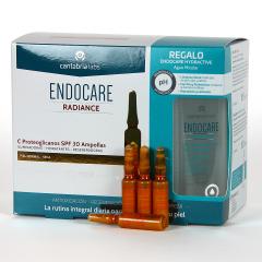 Endocare C Proteoglicanos SPF 30 30 Ampollas + Agua Micelar 100 ml Regalo