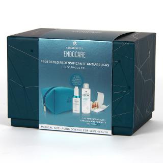 Pack Endocare Cellage Alta Potencia Sérum 30 ml + Ampollas One Second + Agua Micelar + Neceser de Regalo