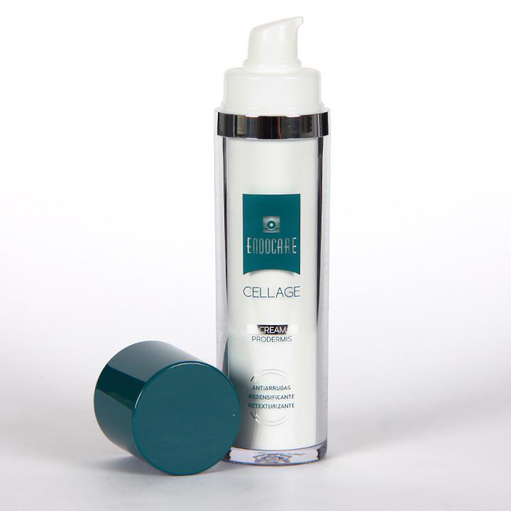Endocare Cellage Crema Prodermis 50 ml + Endocare C oil free 7 Ampollas Pack Regalo