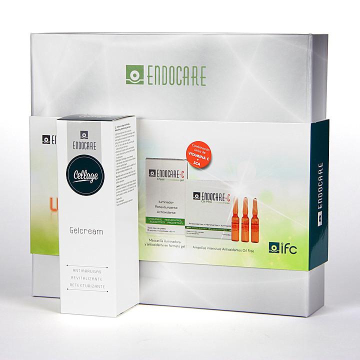 Endocare Cellage Gelcrema 50 ml + Regalo Tratamiento Intensivo de Luminosidad