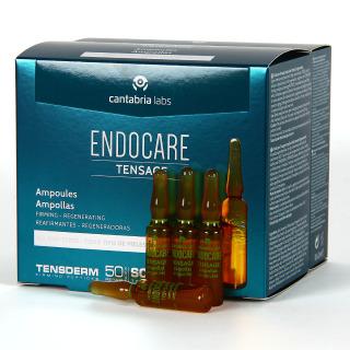 Endocare Tensage Ampollas Pack Duplo 20 ampollas + 10 de regalo