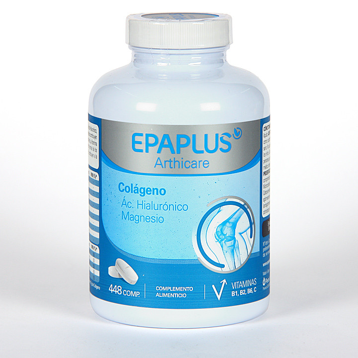 Epaplus Arthicare Colágeno 448 comprimidos