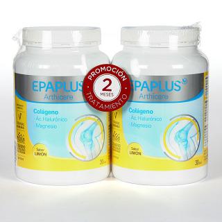 Epaplus Colágeno + Hialurónico + Magnesio polvo Limón Duplo