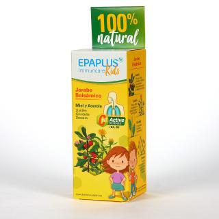 Epaplus Immuncare Kids Jarabe Balsámico 150 ml