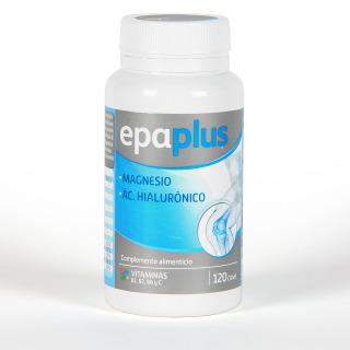Epaplus Magnesio + Hialurónico 120 comprimidos