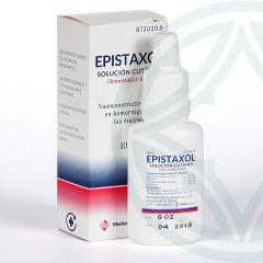 Epistaxol solución cutánea 10 ml