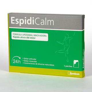 EspidiCalm 3 Parches