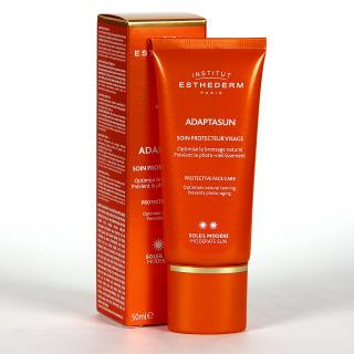 Esthederm Adaptasun Crema Facial Protectora Sol Moderado 50 ml