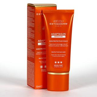 Esthederm Adaptasun Sensitive Crema Facial Sol Fuerte 50ml