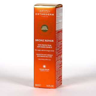 Esthederm Bronz Repair Crema Facial Antiarrugas Sol Suave 50ml