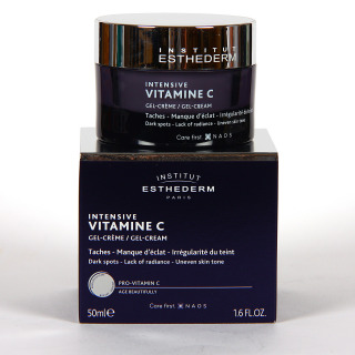 Esthederm Intensive Crema Gel Intensivo Vitamina C 50 ml