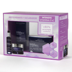 Esthederm Intensive Vitamina C Gel crema 50 ml + Vitamina E Serum 30 ml Pack