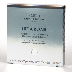 Esthederm Lift & Repair Contorno de Ojos Parches 10 unidades