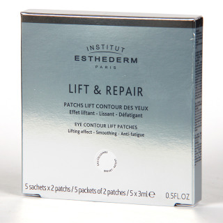 Esthederm Lift & Repair Contorno de Ojos Parches 10 unidades
