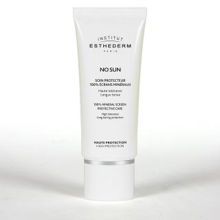 Esthederm No Sun Mineral Crema Alta Protección 50ml