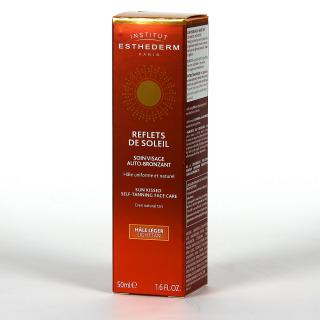 Esthederm Reflets de Soleil Crema Autobronceadora Facial Bronceado Ligero 50 ml