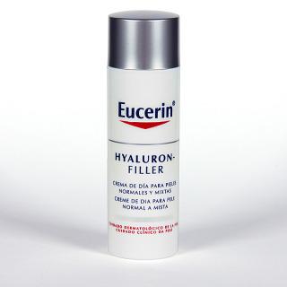 Eucerin Hyaluron-filler Crema de día pieles normales y mixtas 50 + contorno ojos regalo