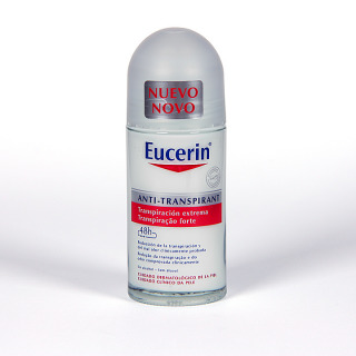 Eucerin pH5 Desodorante antitranspirante roll-on duplo
