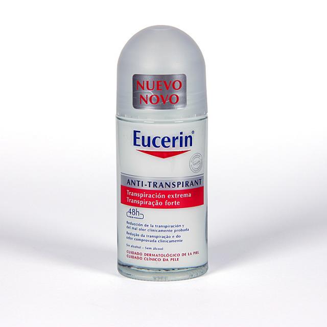 Eucerin pH5 Desodorante antitranspirante roll-on
