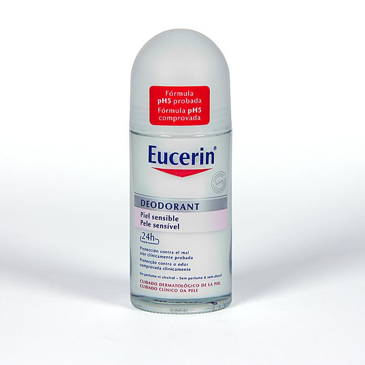 Eucerin pH5 Desodorante piel sensible roll-on