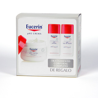 Eucerin pH5 Crema 100 ml + regalo mini tratamiento corporal