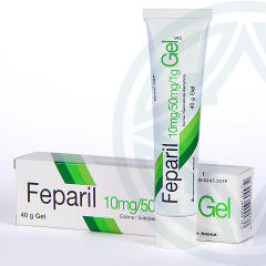Feparil gel 40 g