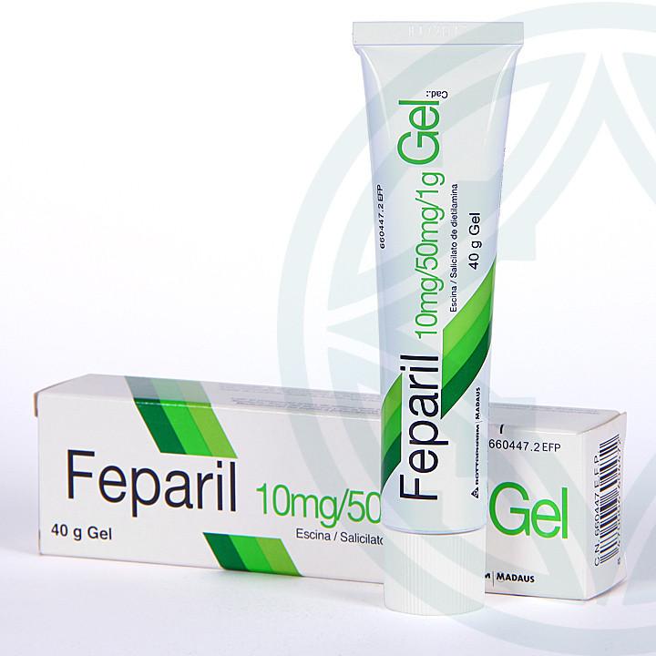 Feparil gel 40 g