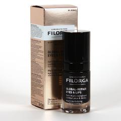Filorga Global-Repair Eyes & Lips Contorno de Ojos y Labios Multirevitalizante 15 ml