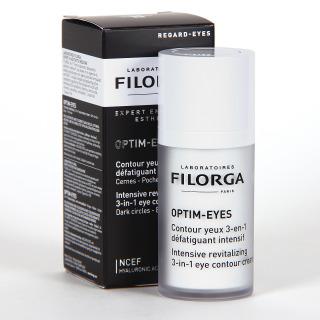 Filorga Optim-Eyes Contorno de Ojos 3-en-1 Intensivo 15 ml