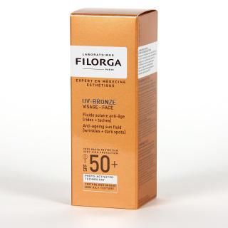 Filorga UV-Bronze Face fluido SPF50+ 40 ml