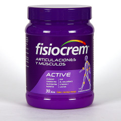 Fisiocrem Active Articulaciones y Músculos Polvo sabor Naranja-Mango 540 g