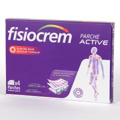 Fisiocrem Parche Active 4 Parches Analgésicos