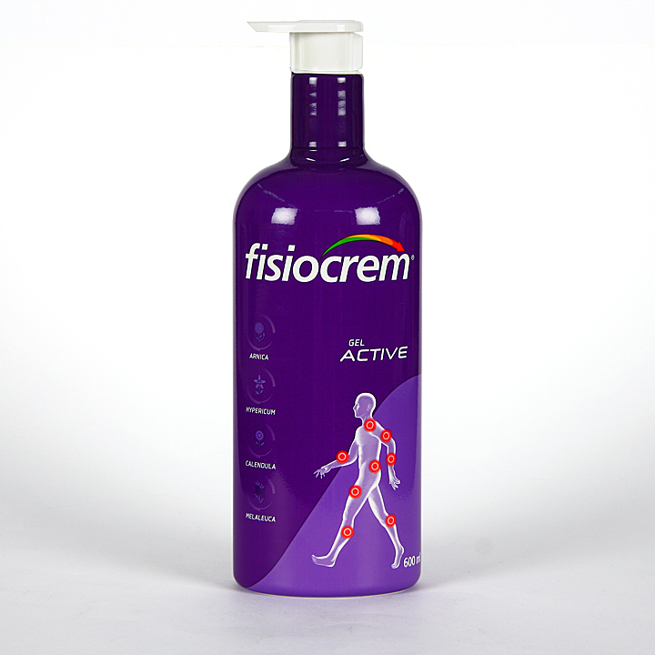 Fisiocrem Solugel 600 ml
