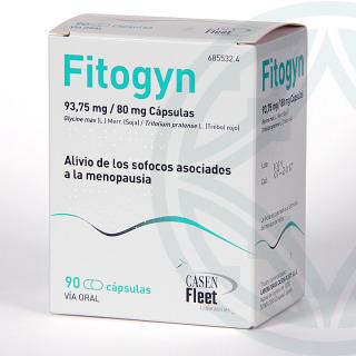 Fitogyn 90 cápsulas