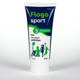 Flogosport Recuperación Gel con Efecto Antifatiga 100 ml