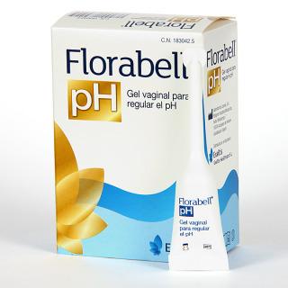 Florabell pH y Flora Vaginal 7 cánulas