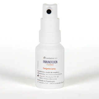 Inmunoferon Flulenza Garganta Spray 20 ml