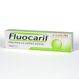 Fluocaril Bi-fluore 250 Pasta dentífrica 125 ml