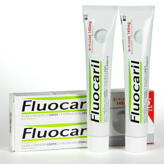 Fluocaril Pasta Blanqueadora Duplo 75 ml Pack Duplo