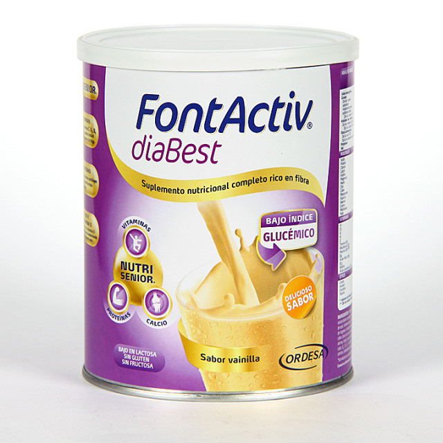 Fontactiv diaBest 400 g