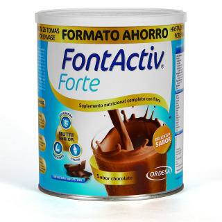 Fontactiv Forte Chocolate Bote 800 g
