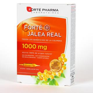 Forte Jalea Real 1000 mg 20 ampollas