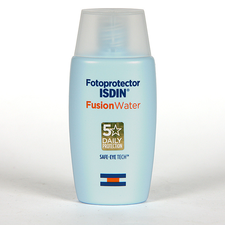 Fotoprotector Isdin Fusion Water SPF 50+ 50ml