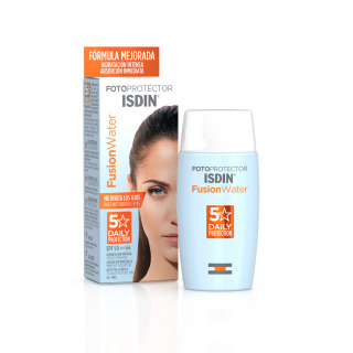 Fotoprotector Isdin Fusion Water SPF 50 50ml